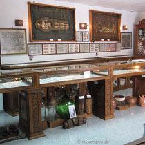 Im kirchlichen Museum