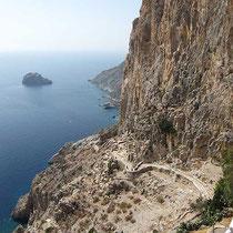 Richtung Agia Anna