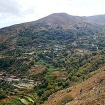 Das Dorf Agatho