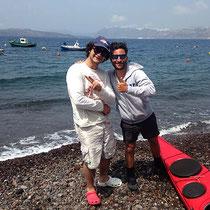 Kostas und Antonis