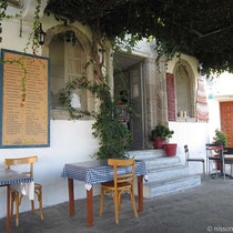 Taverne Panorama und Café Glyka Onira