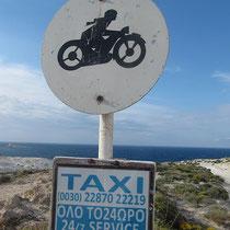 Motorrad-Taxi?
