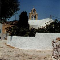 Schinoussa: Kirche in Messaria