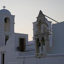 Detail der Korfiotissa-Kirche