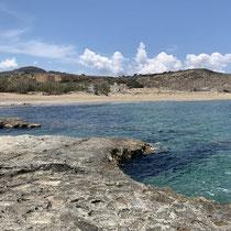 Der andere Teil der Alogomantra-Bucht