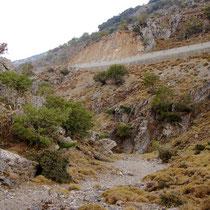 Kreta: Imbros-Schlucht