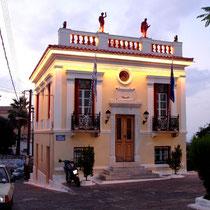 Kea: Rathaus in Ioulis
