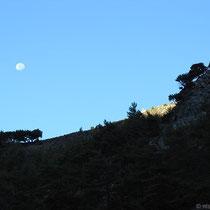 Moon over Irini