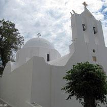 eine der vielen Kapellen