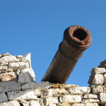 Die Kanonen von Kapsali?