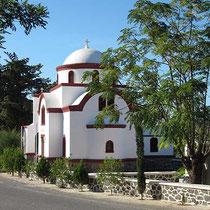 Kapelle an der Uferstraße
