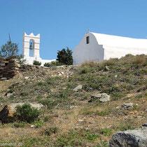 ...oder zweite Kapelle