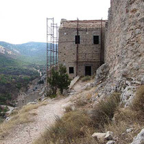 Renoviertes Gebäude