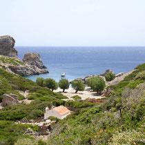 Saria: Bucht von Palatia