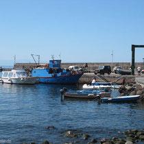 Der Hafen von Rinella