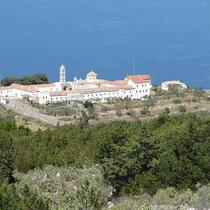 Kloster des Profitis Ilias