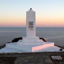 Denkmal in Rosa