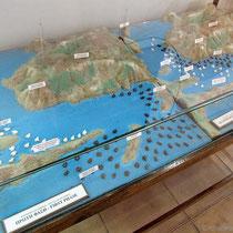Die Seeschlacht von Salamina