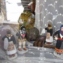 Schaufenster - Souvenir an Apokries