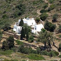 Das Ziel: Agios Prokopios