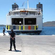 Die Hafenautorität