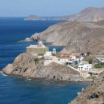 Chora-West mit Agios Nikolaos
