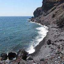 Der Strand von Avlaki