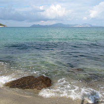Küste mit Blick nach Kefalos