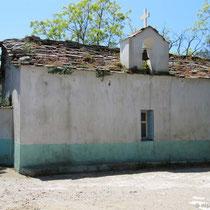 Namenlose Kapelle
