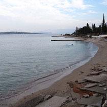 Kaiki-Strand