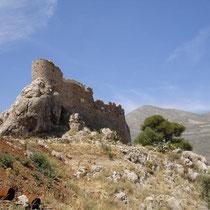 Kalymnos: Kastro Chrissocherias