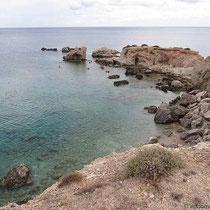 Küste bei Amopi