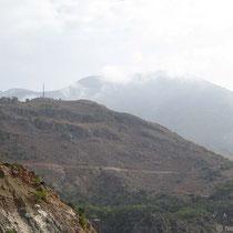 Weiße Berge?