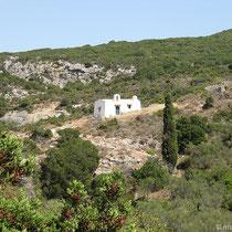 Kapelle oberhalb
