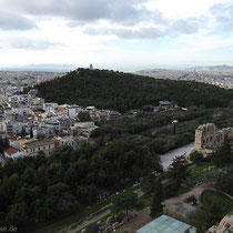 Philopappos-Hügel