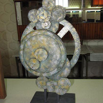 Nachbau des Mechanismus von Antikythira