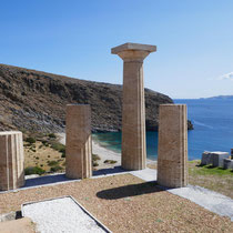 Wackere Säulen