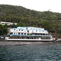 Hotel Phenicusa - schon geschlossen