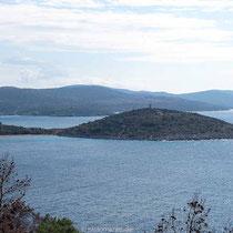 Trachili-Halbinsel