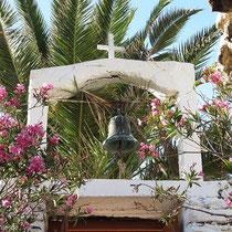 Glockenturm Panagia Thermiani
