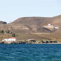 Blick nach Agia Markella