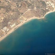 Küste nördlich von Pigadia