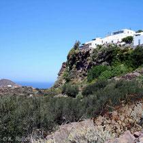 Milos: Unsere Unterkunft