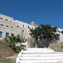 Hinauf nach Agios Nikolaos