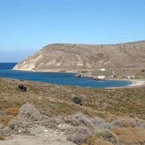 Strand bei Agia Markella