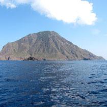 Filicudi - von hier so steil wie Alicudi