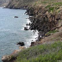 Küste westlich von le Punte