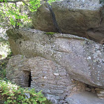 Noch ein Felsenbau - profan