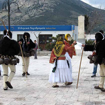 Tanzende Horde