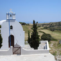 Typische Kapelle